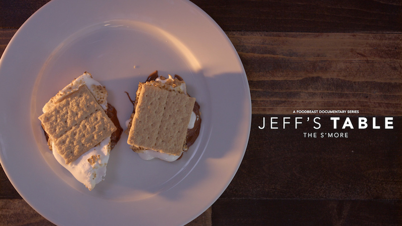 Jeff's Table - S'Mores
