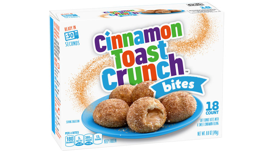 Cinnamon Toast Crunch Bites