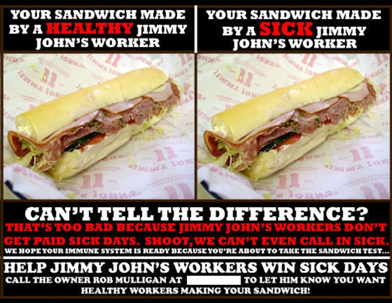court rules jimmy john s employees were legally fired for disloyal
