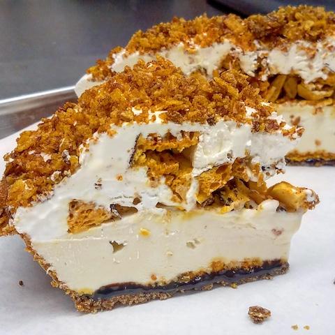 Magpies Fried Soft Serve Pie
