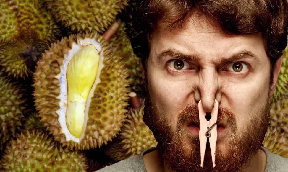 durian stench