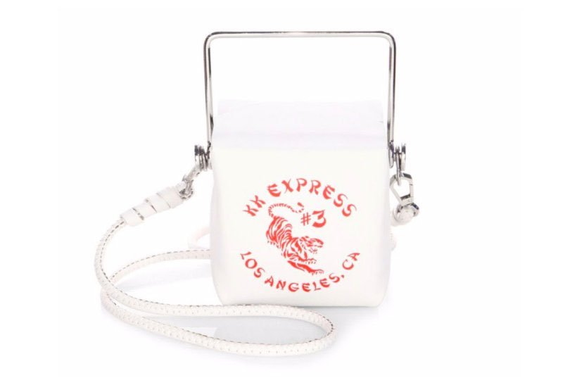 chinese takeout purse
