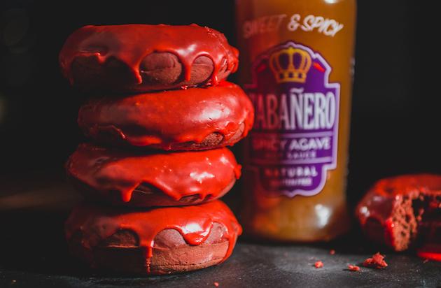 lava donuts