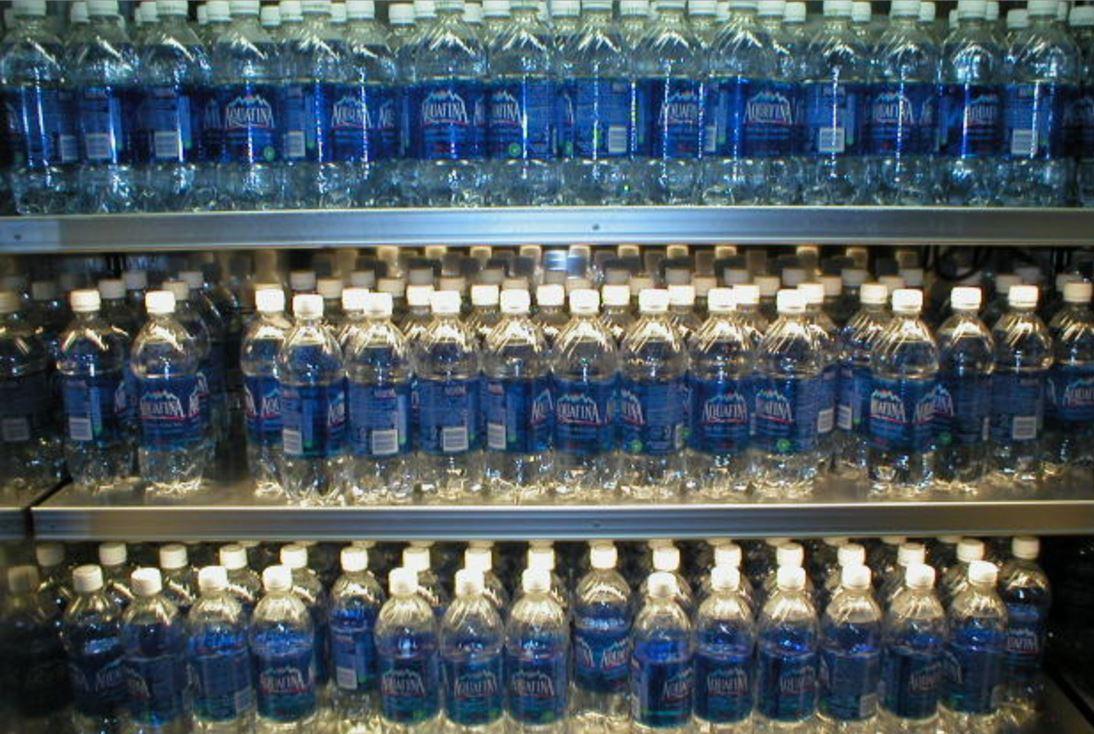 cases of water, hurricane harvey