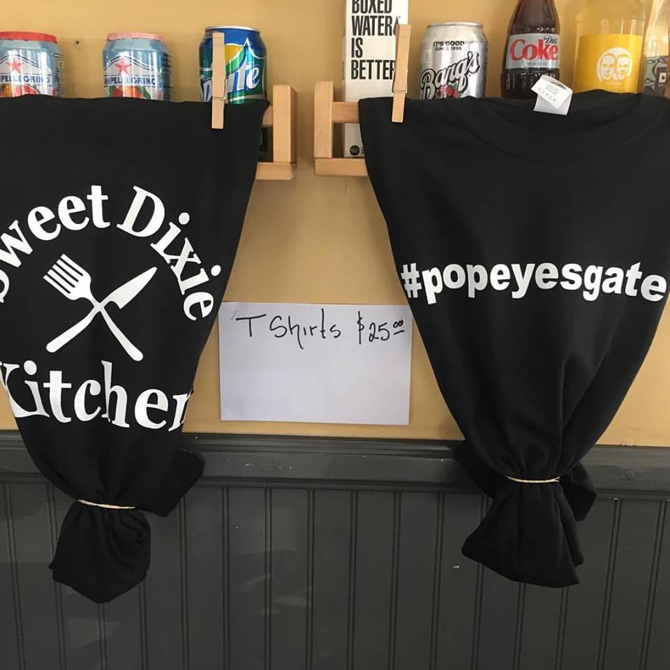 popeyesgate shirt