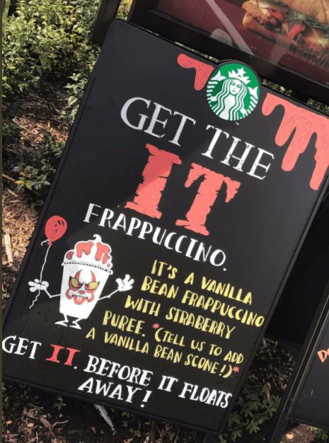 it frappuccino