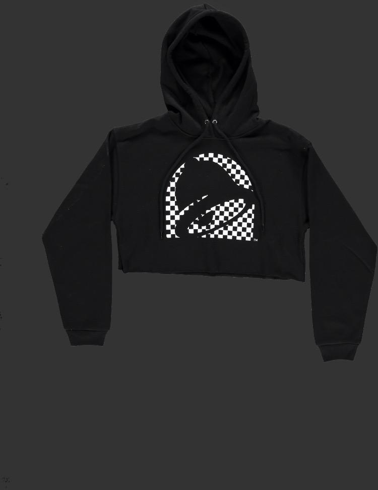 Taco Bell Fleece Knit Hoodie -- 2290