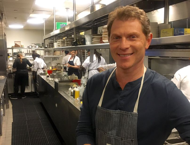 Bobby Flay Explains Why He Dramatically Quit Iron Chef In Middle Of Taping