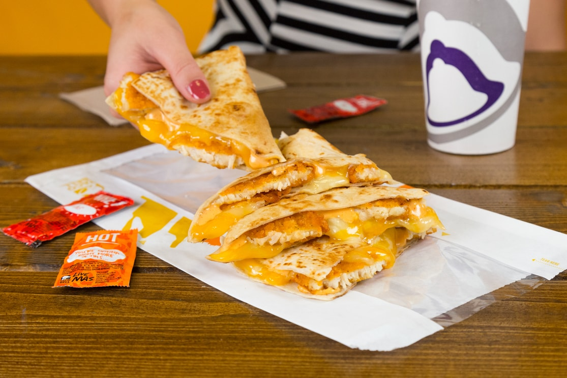 Taco Bells Naked Chicken Is Back In Three New Versions -3730