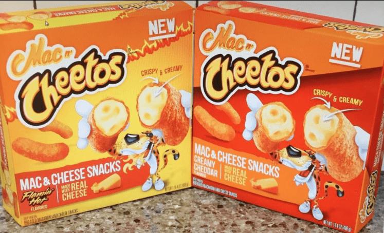 mac n' cheetos