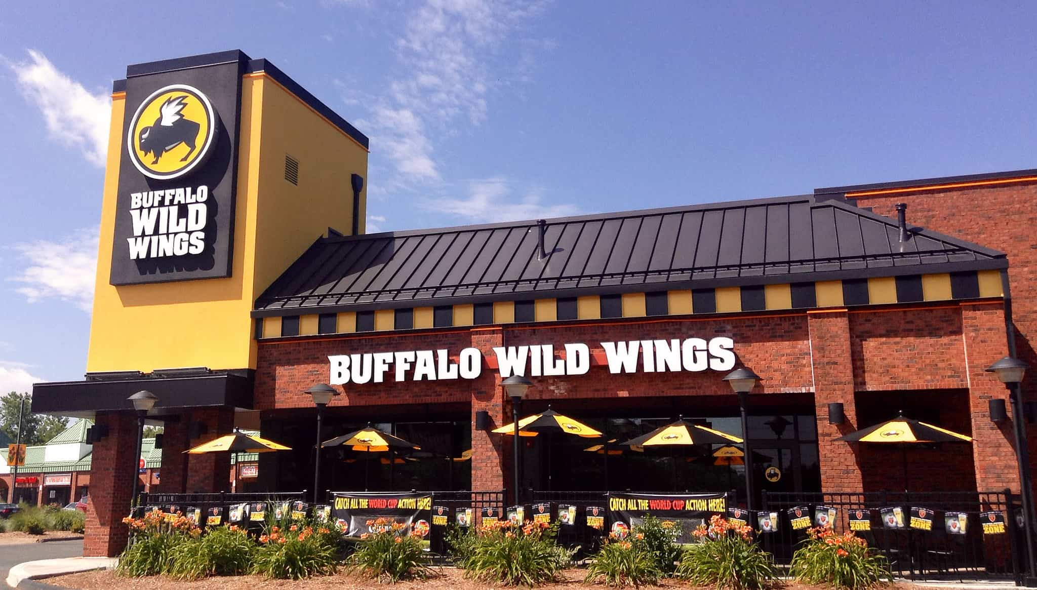 buffalo wild wings acquired