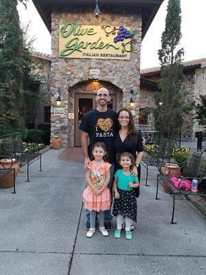 I Ate Nothing But Olive Garden For 8 Weeks
