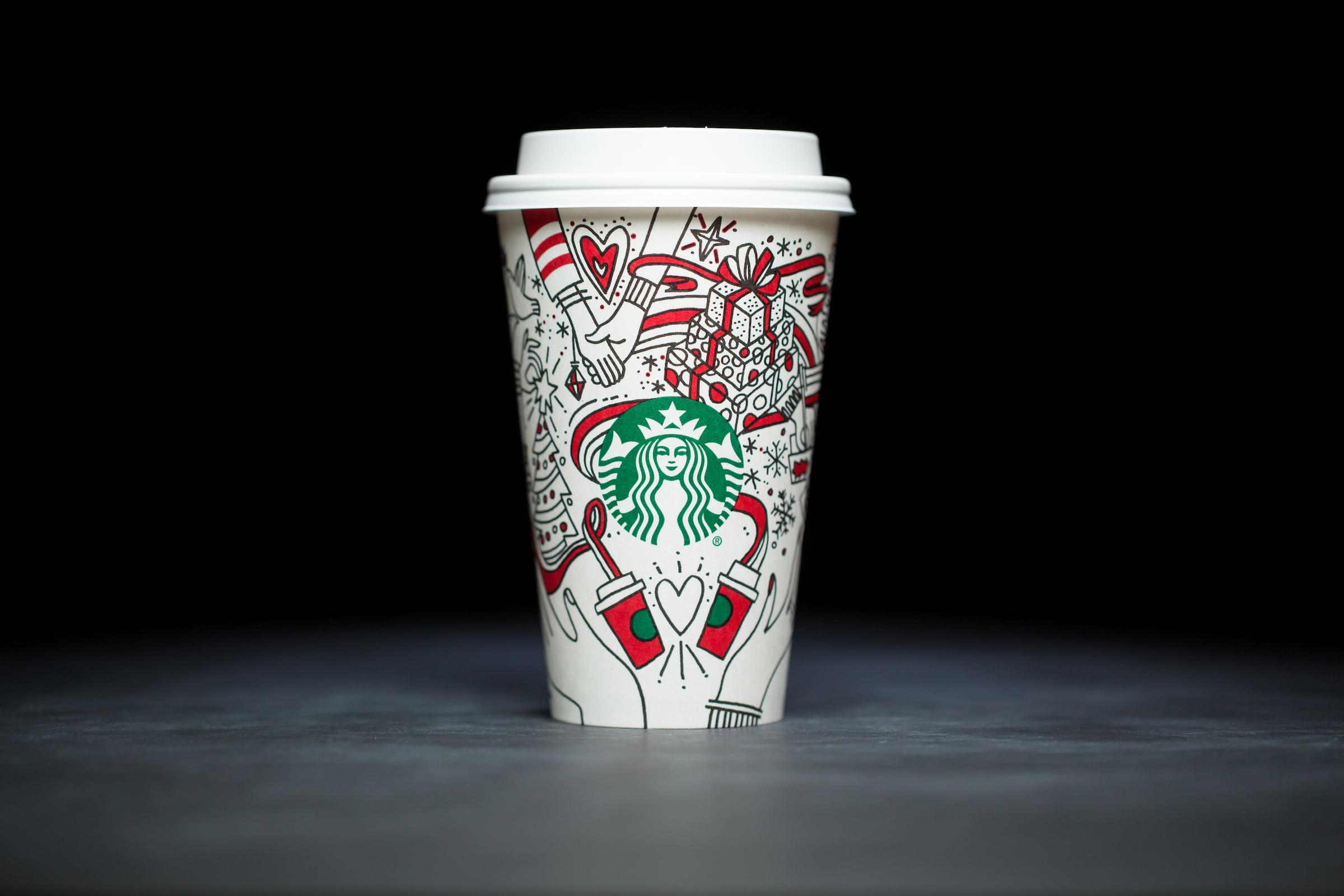 starbucks cup controversy