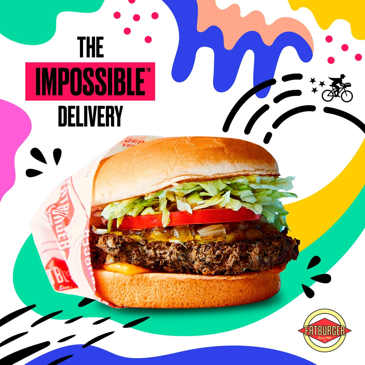 impossible burgers delivered