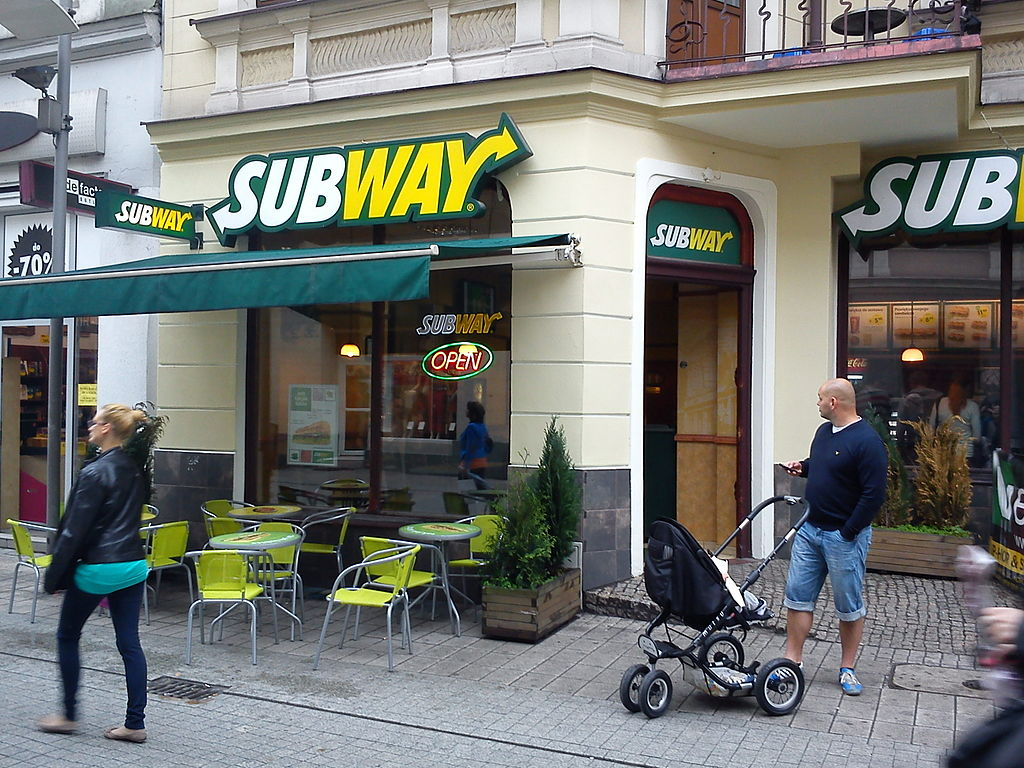 subway restaurant closures