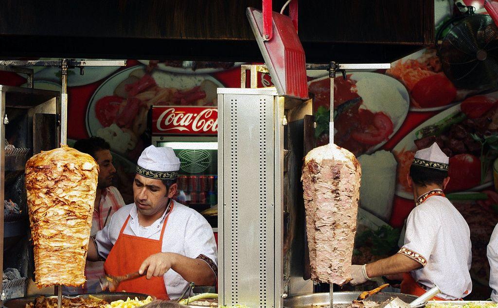 banning doner kebabs
