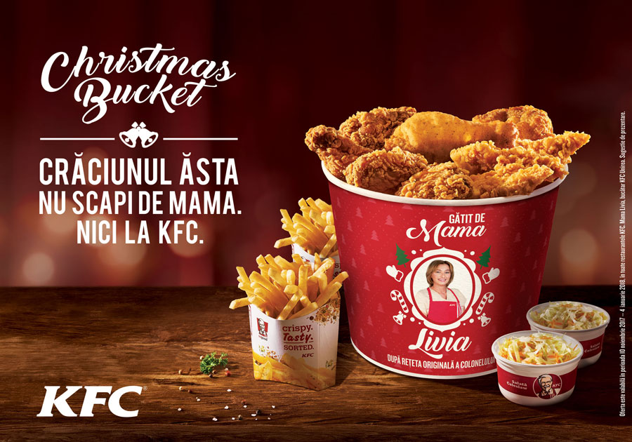 10 KFC Holiday Fried Chicken Buckets From Around The World
