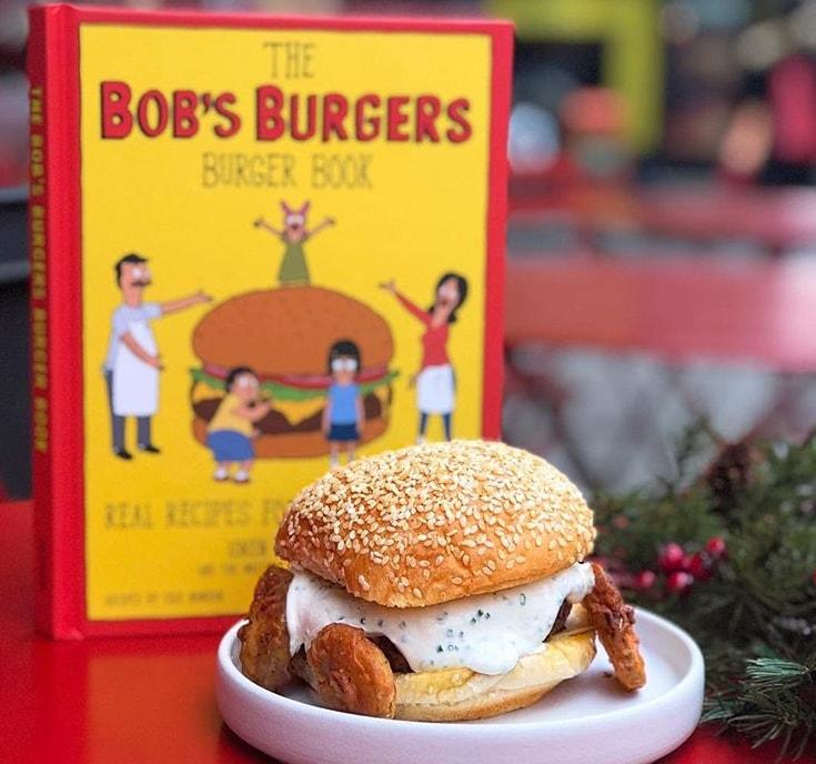 bob's burgers pop-up