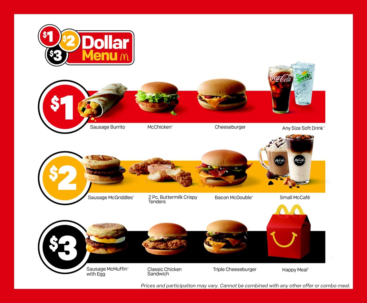 dollar menu reboot