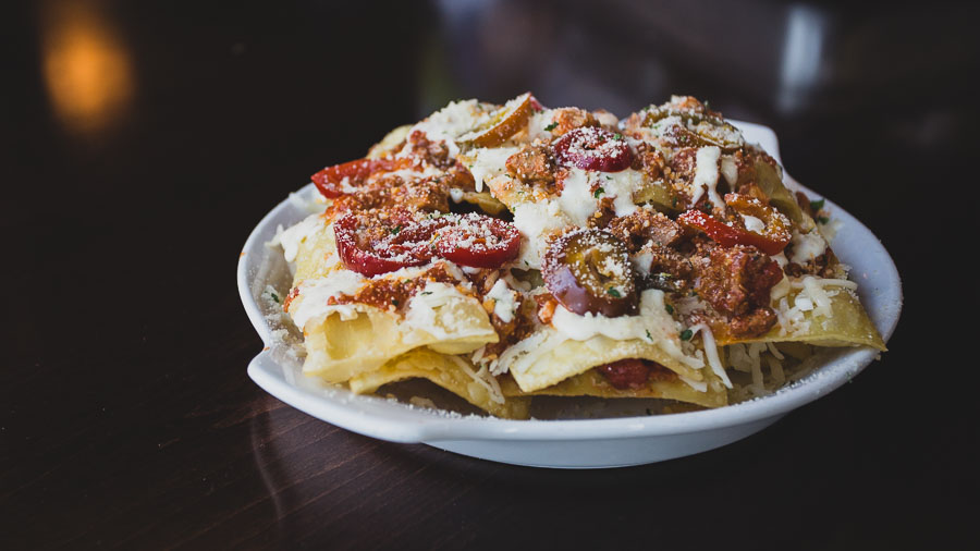 As A Way To Draw People In To Watch The Big Game, Olive Garden Has Debuted  A New Loaded Pasta Chips That Is Chockfull Of Hearty Toppings.