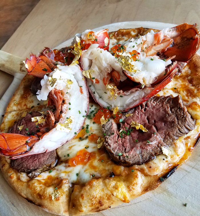 Firenza $500 Pizza