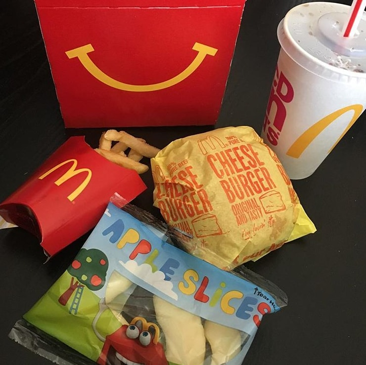 happy meal revamp