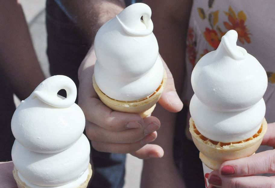 Dairy Queen Is Giving Out Free Ice Cream Cones On The ...