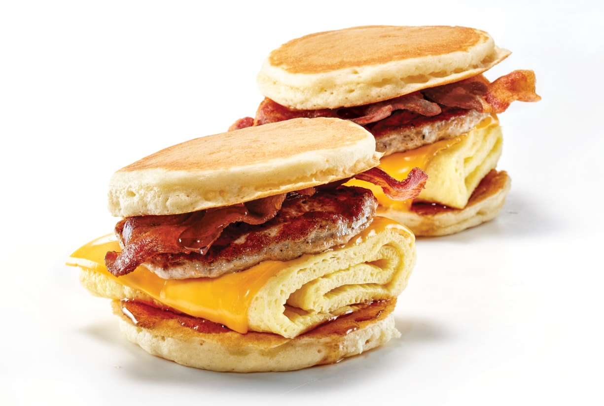 ihop pancake sliders
