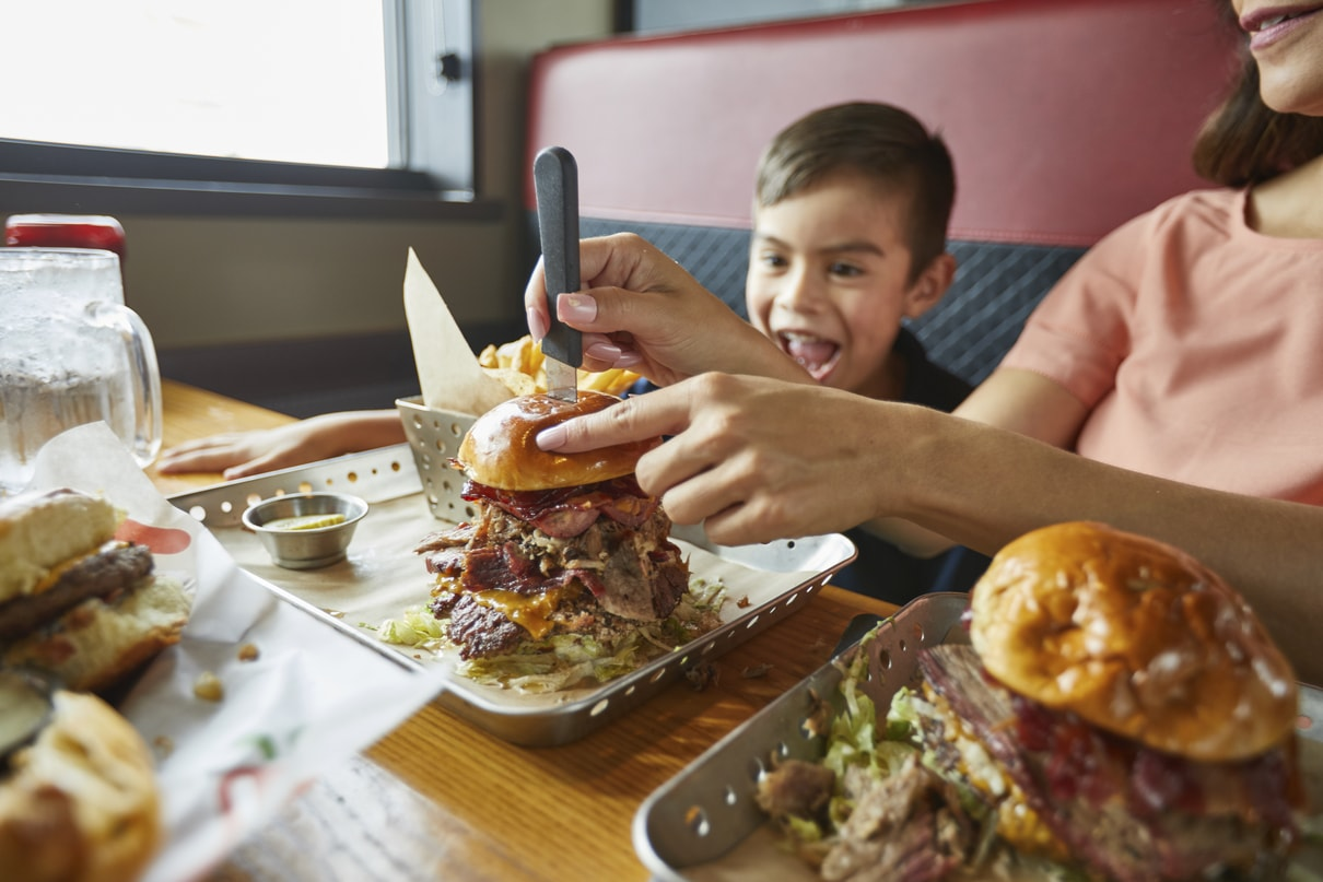 chili's launches new 'boss burger' stacked with 5 meats you have to