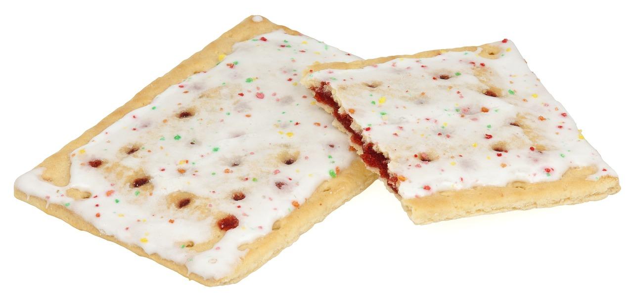 pop tarts ravioli