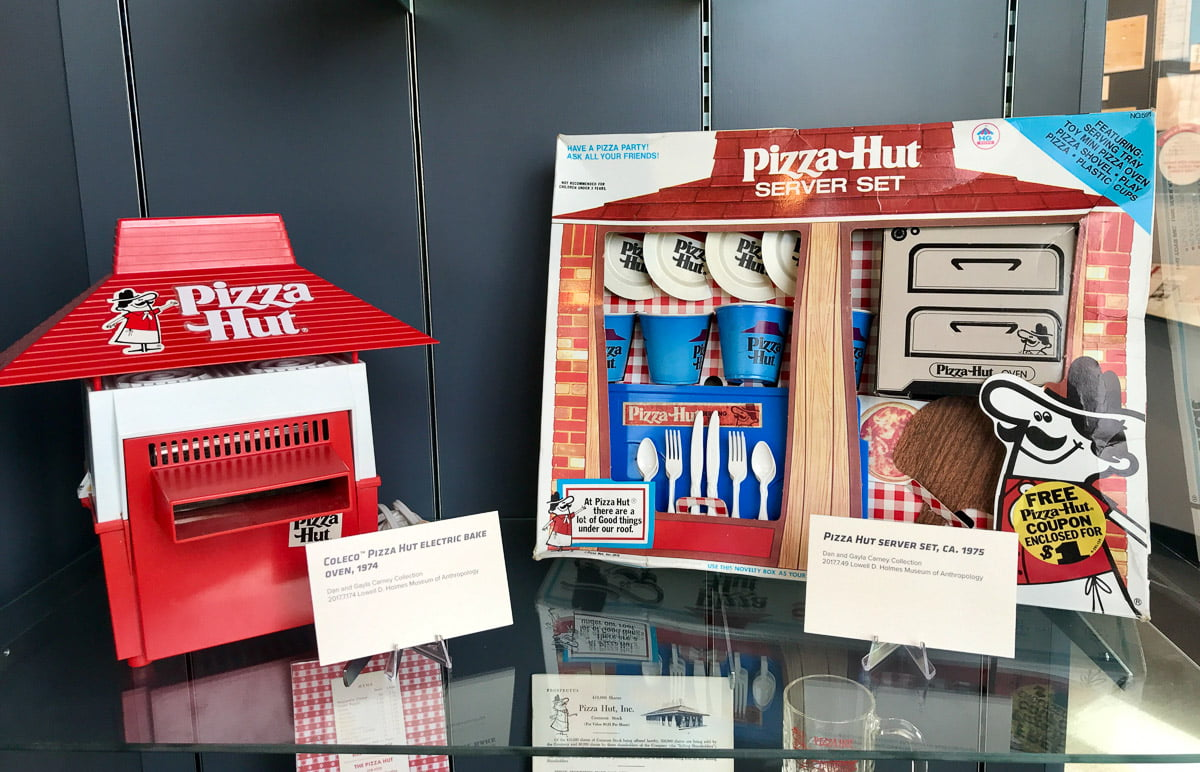 pizza hut museum