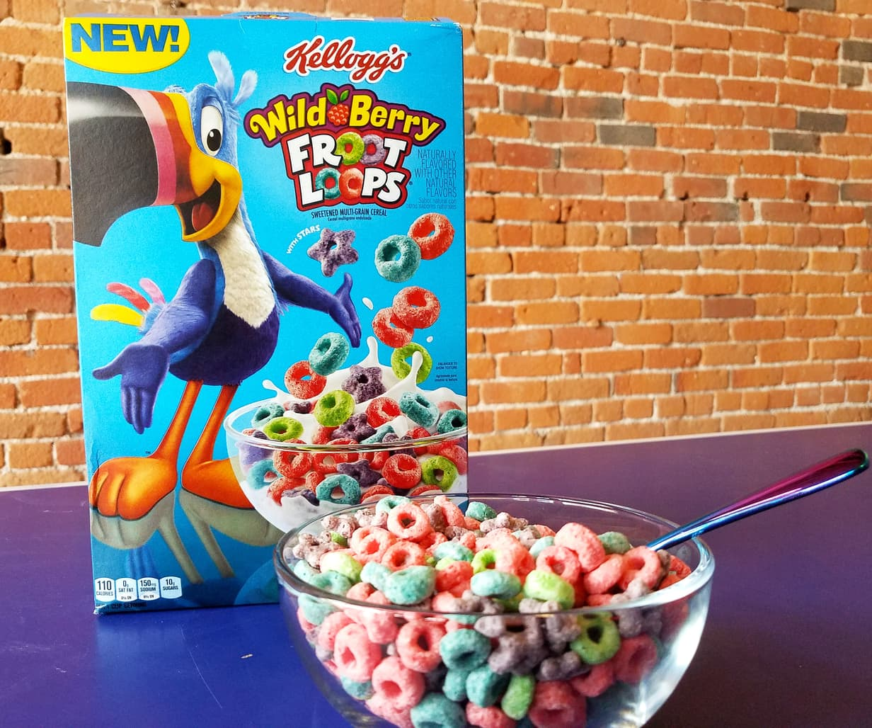 for the first time in 10 years froot loops releases a new flavor