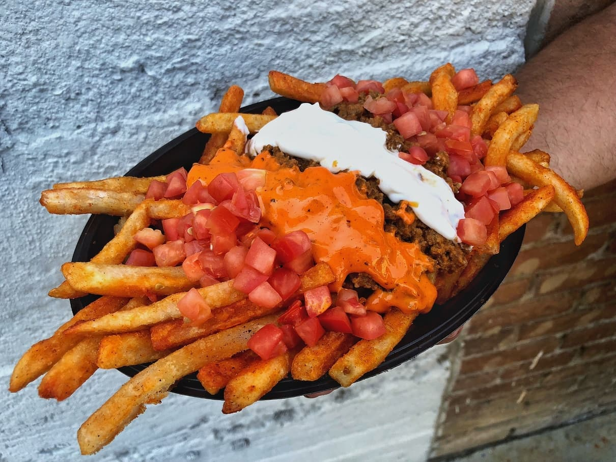 reaper ranch fries