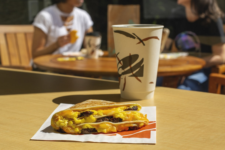 breakfast stackers