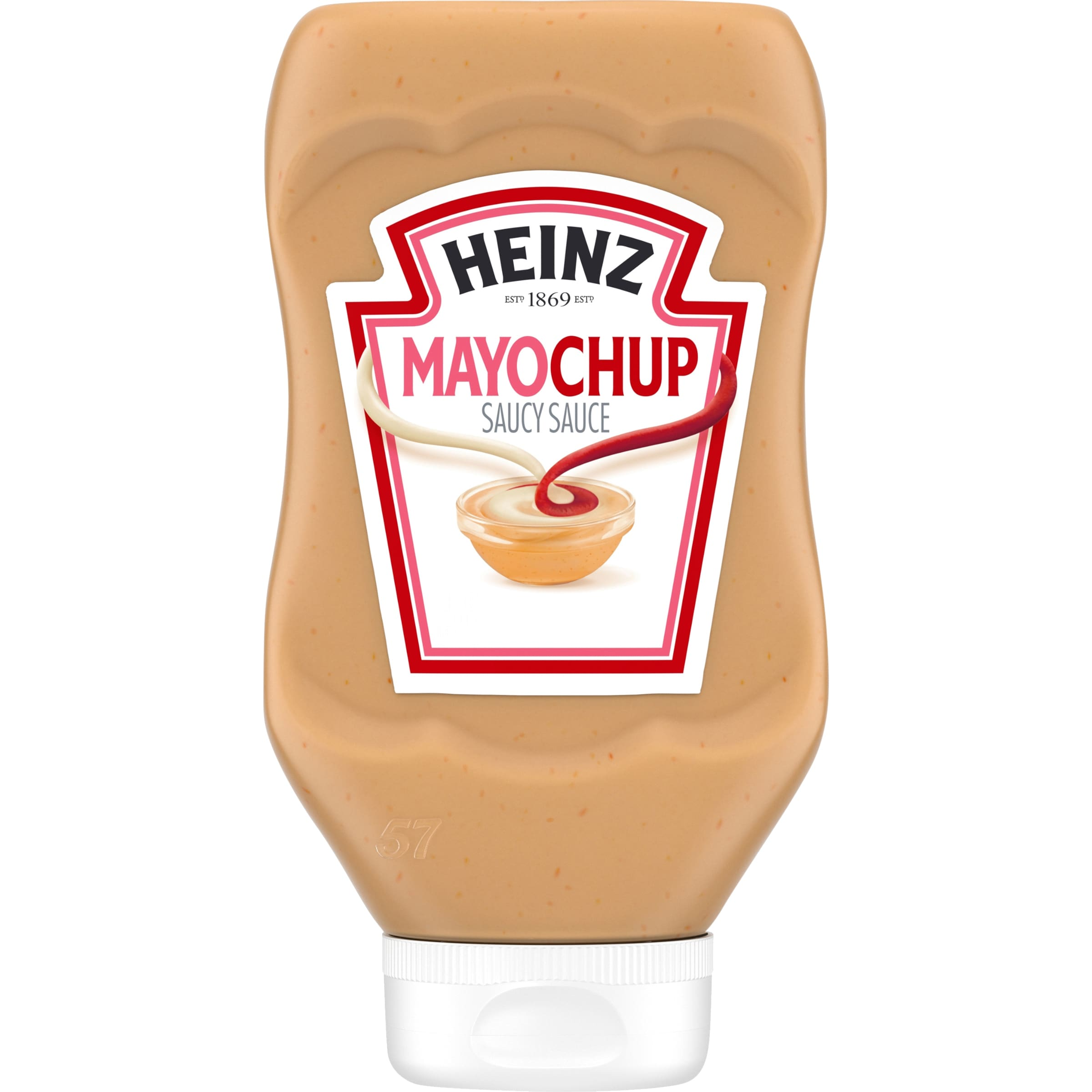 Heinz's Mayochup Finally Hits Grocery Stores In The USA