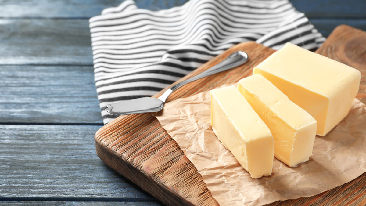 Salted Vs. Unsalted Butter: What To Know Before You Buy