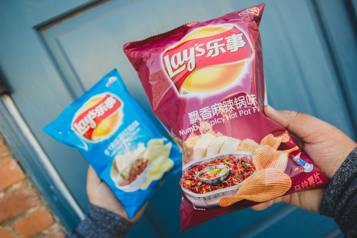 5 International Lay's Flavors That You HAVE To Try