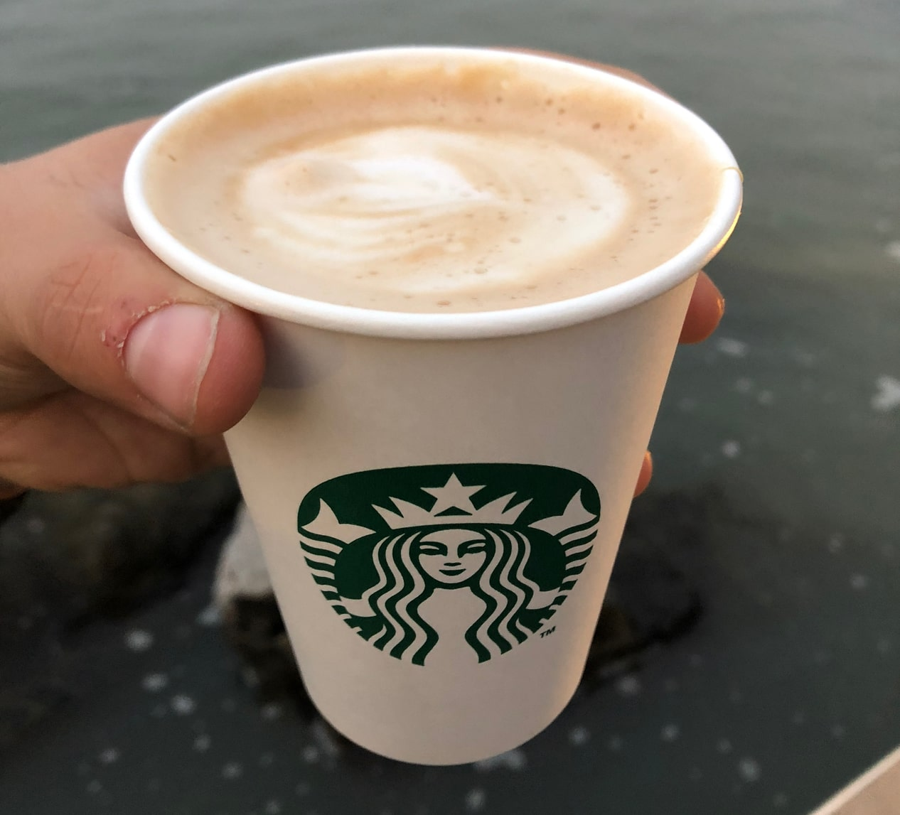 Starbucks Is Serving Up Beer Flavored Lattes In China