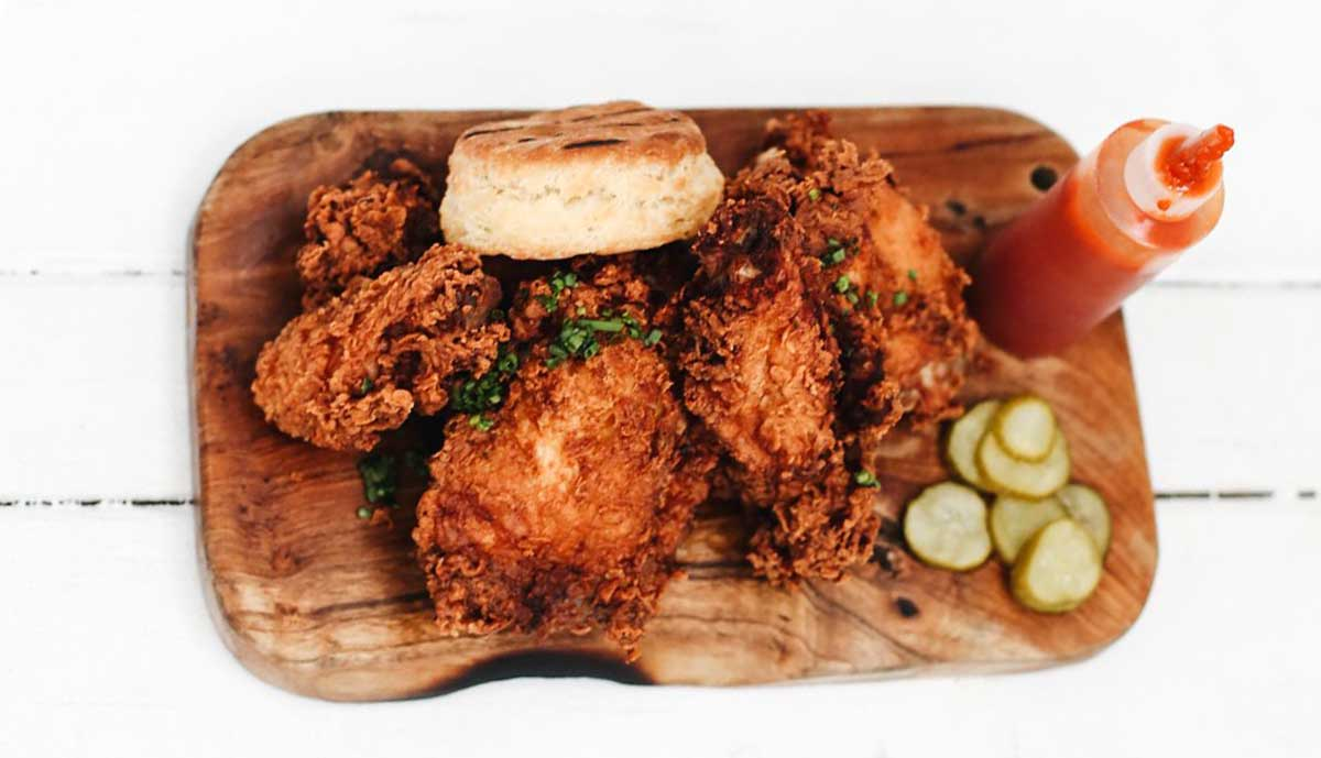 Score Free Fried Chicken For A Year With This Nyc Black
