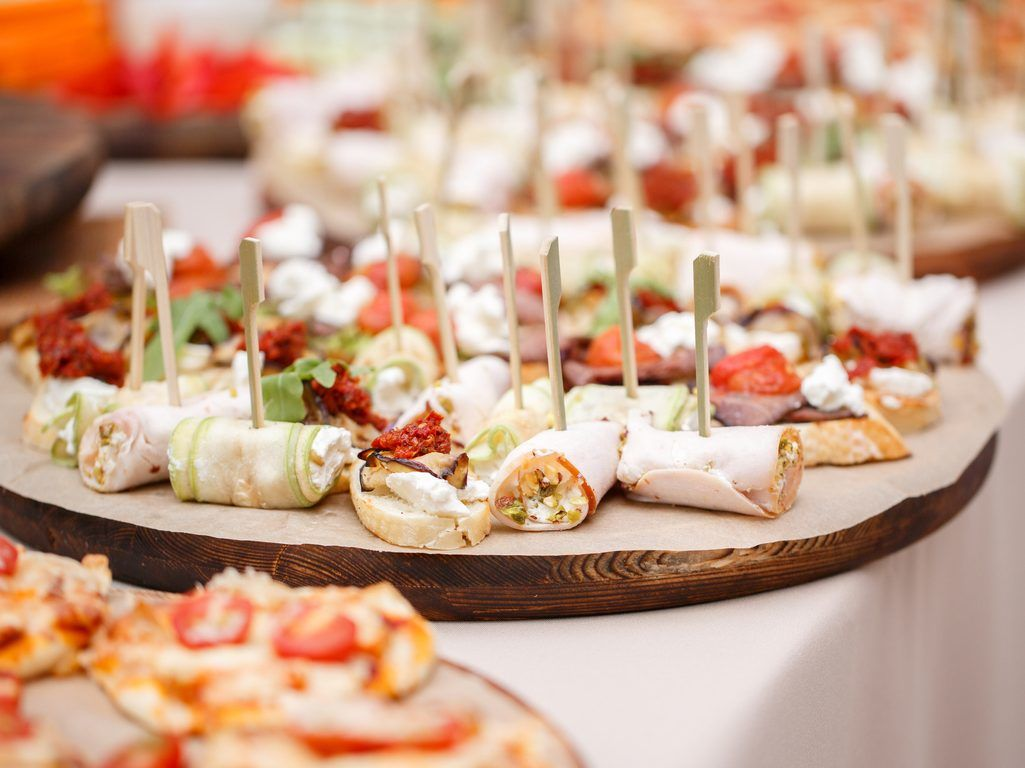 8 Easy To Make Finger Foods Perfect For Parties