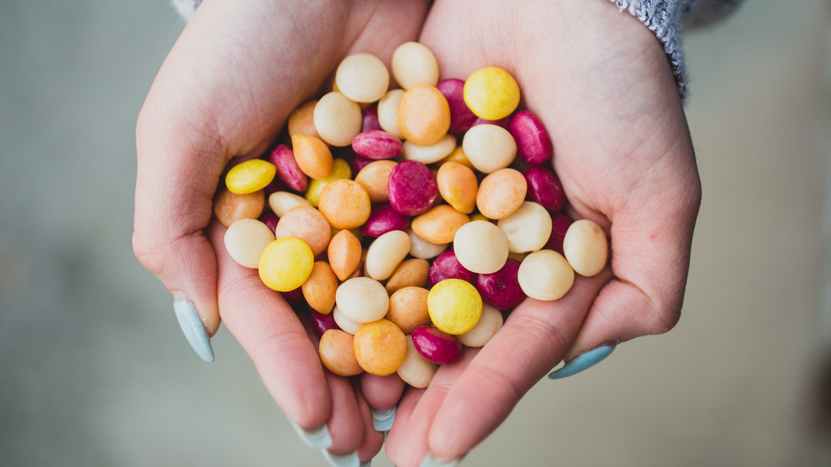 TIL There's A Healthy Alternative to Skittles -