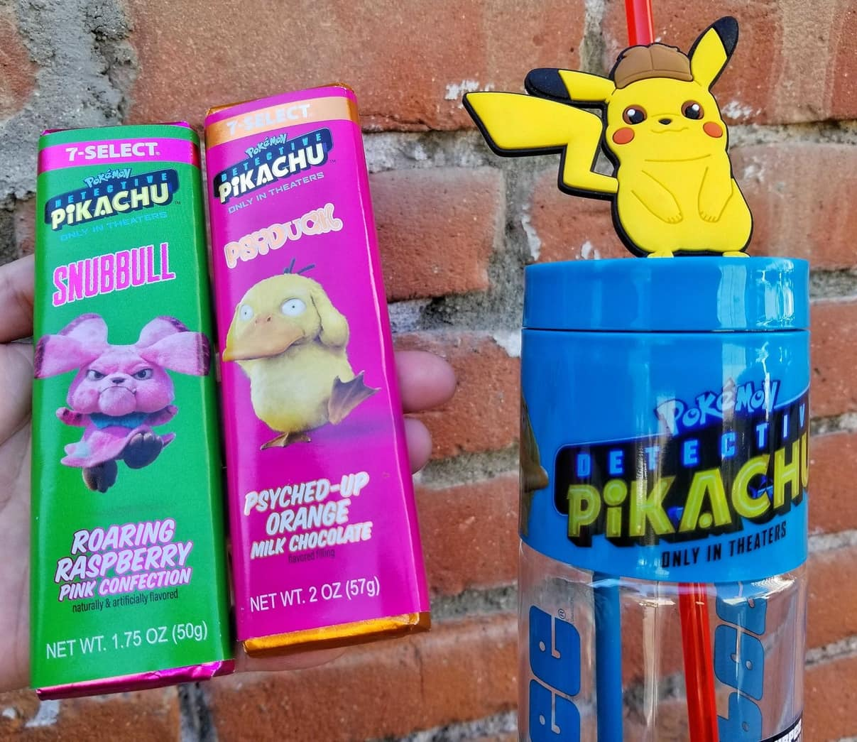 Detective Pikachu Treats Are Popping Up At 7 Eleven Stores Nationwide