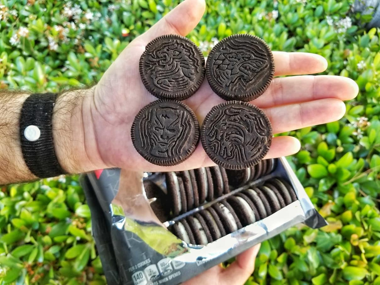 Custom Game Of Thrones Designed Oreos Hit Shelves April 8th Here Is