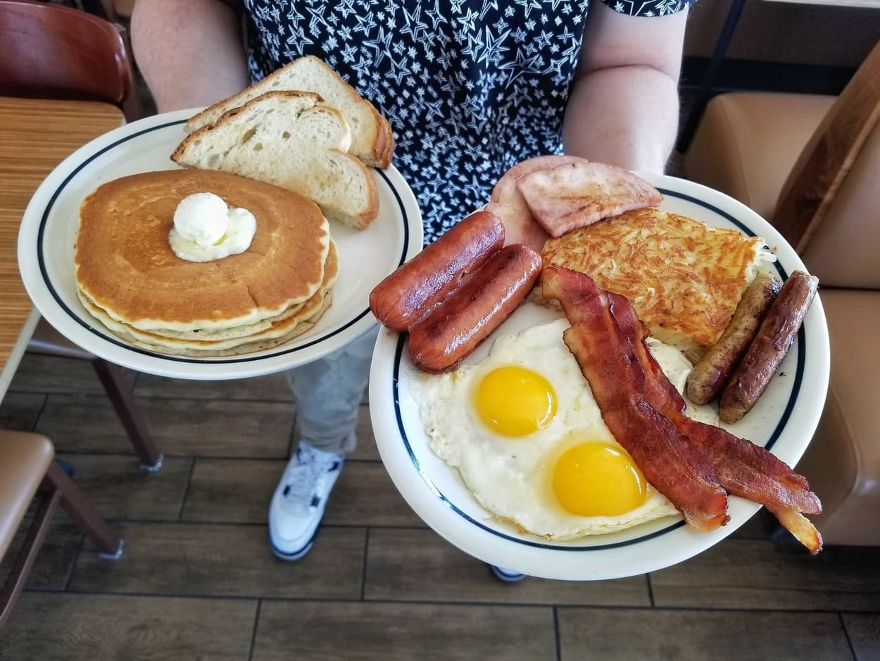 Ihop Just Released Their Most Caloric Breakfast Platter To Date