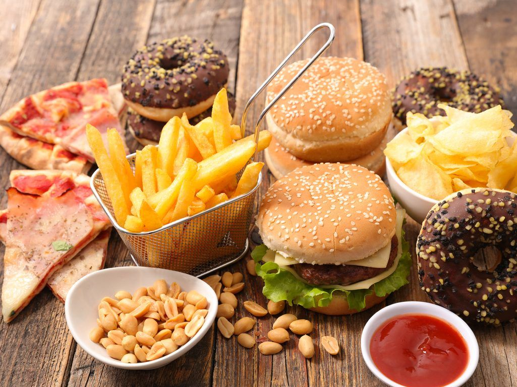 Study Finds That Unhealthy Diets May Be A Bigger Cause Of ...