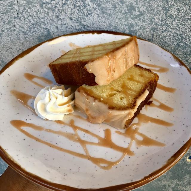 Jurassic Cafe_Guava Pound Cake