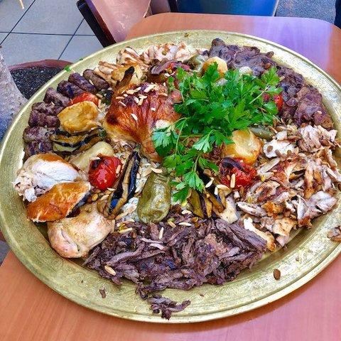 Carnival Restaurant_ VIP Platter