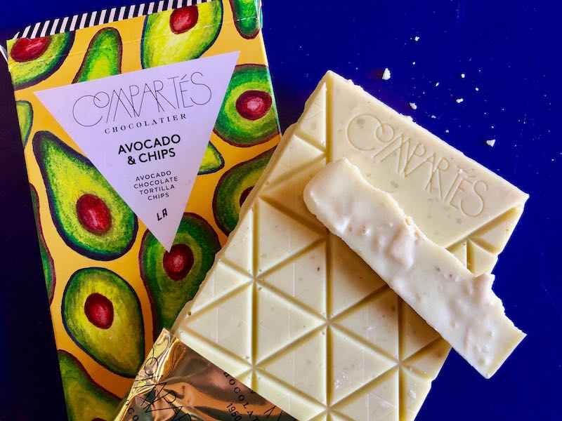 compartes avocado & chocolate