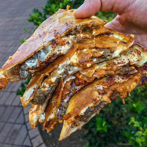 falasophy quesadilla