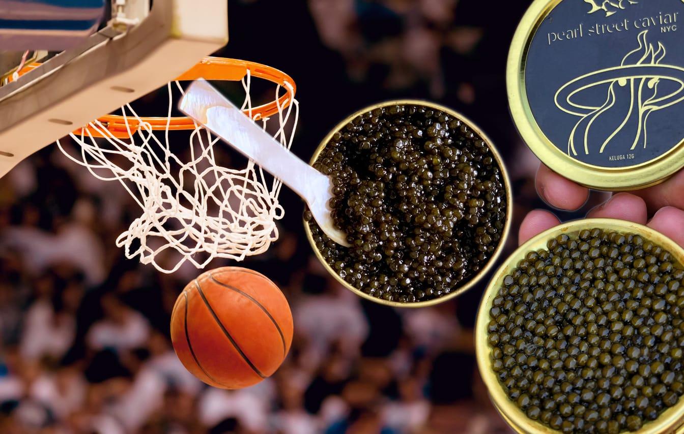caviar sports
